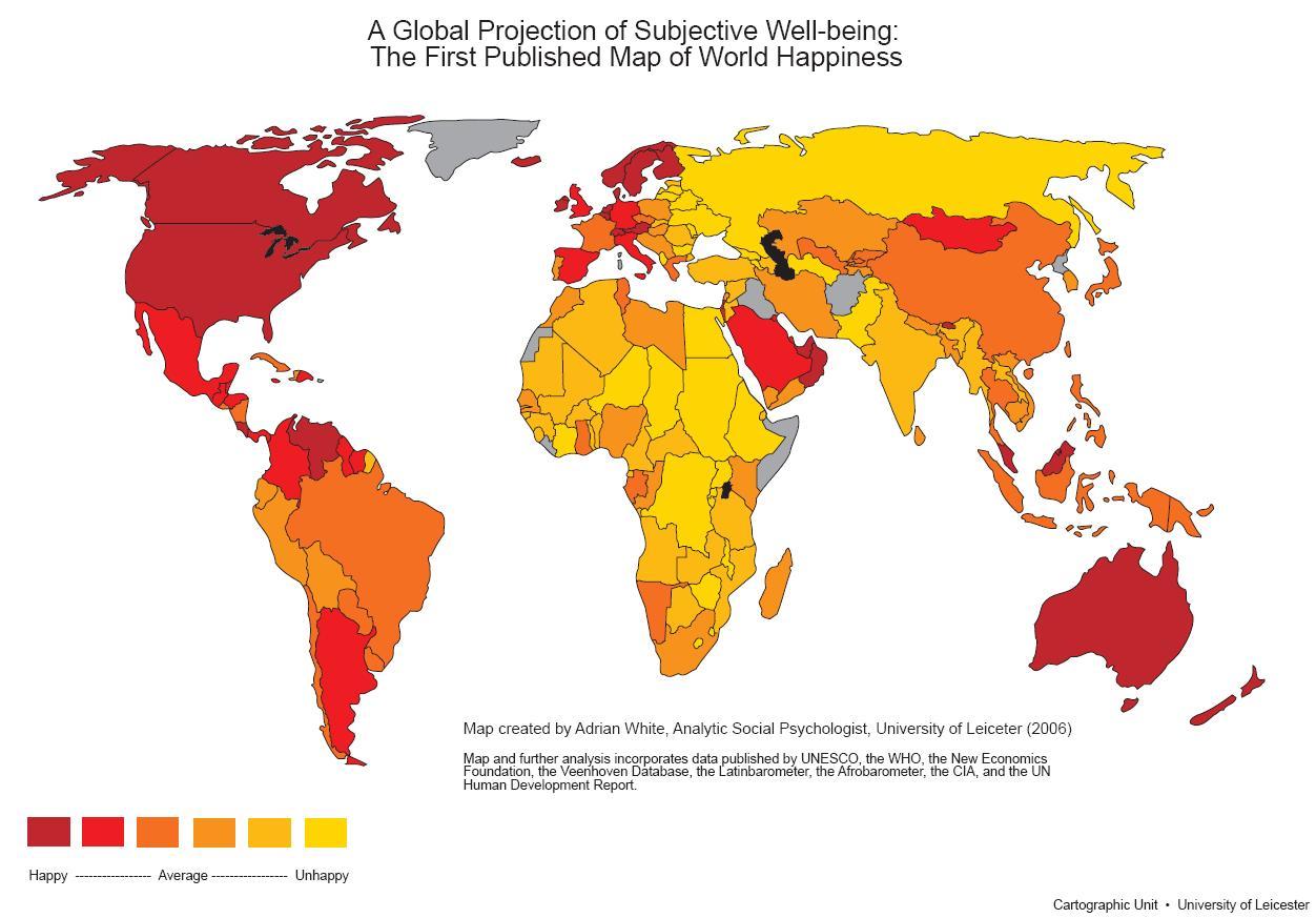 World Map Future