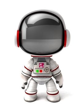 Kid Spacesuit